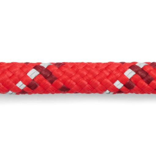 Close up of the Ruffwear Knot-a-Collar dog collar texture.