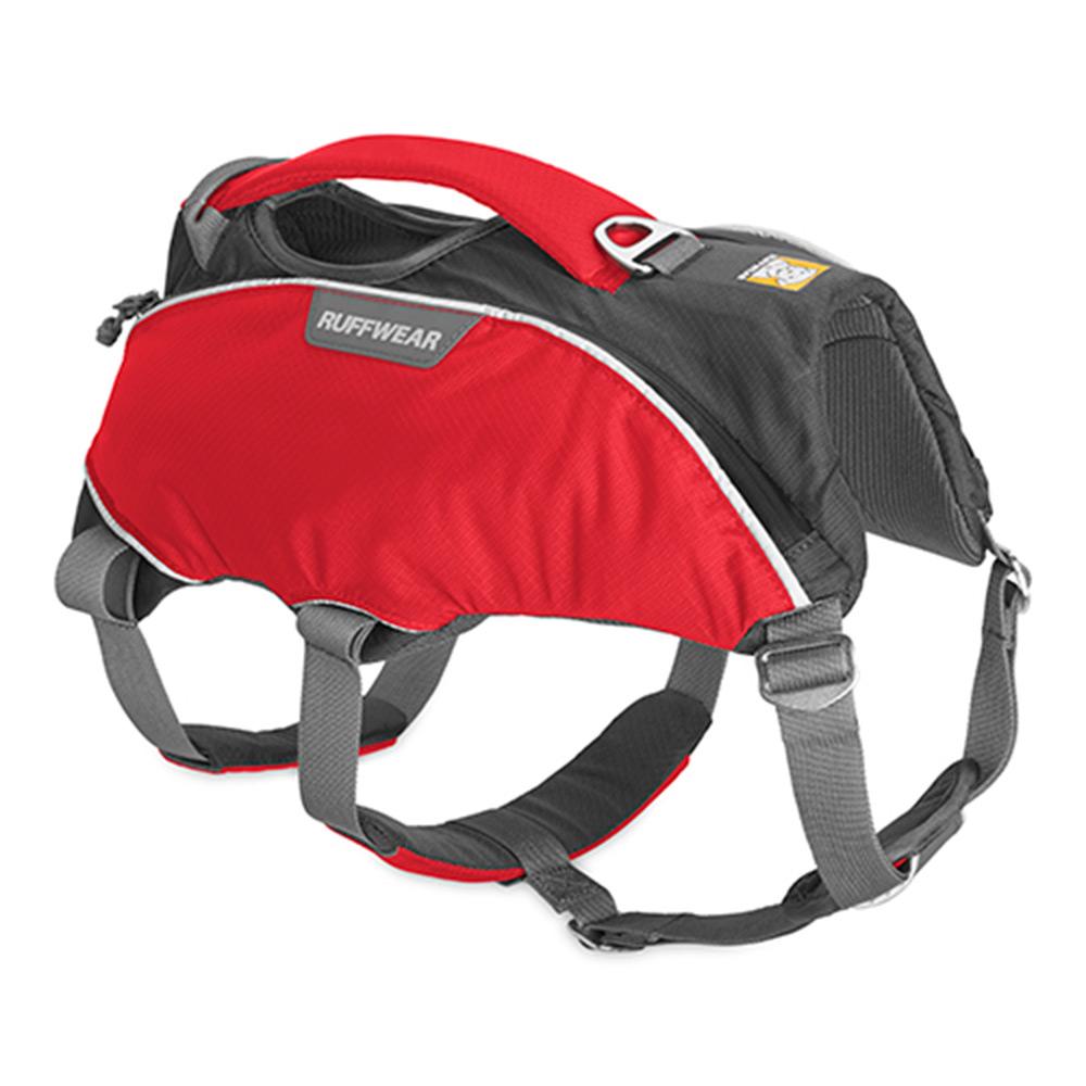 Ruffwear Web Master Pro Harness red.