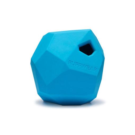 Gnawt-a-Rock Dog Toy, Blue