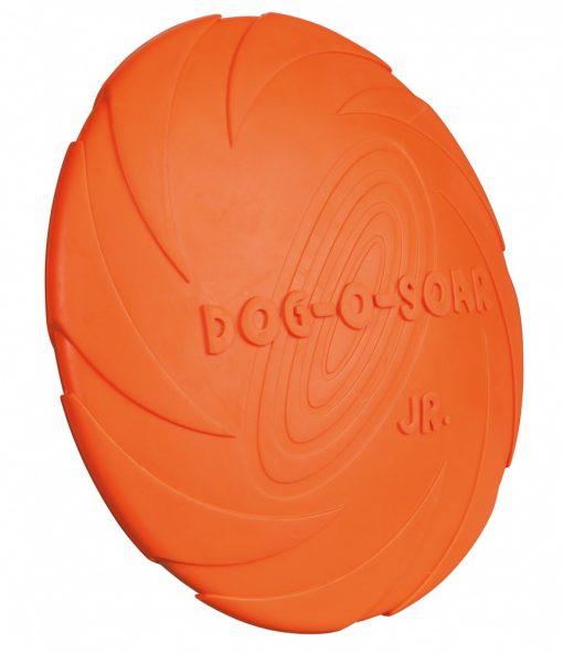 Dog-O-Soar Dog Frisbee Orange