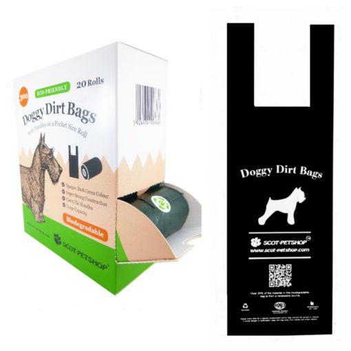Scot-Petshop Poo Bag Rolls