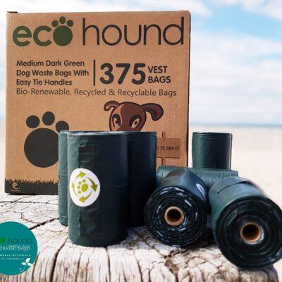Ecohound dog poo bag rolls