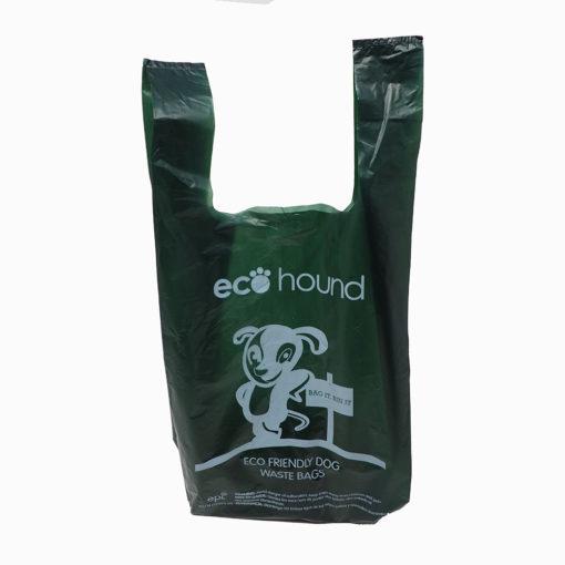 Ecohound Dark Green Dog Waste Bag
