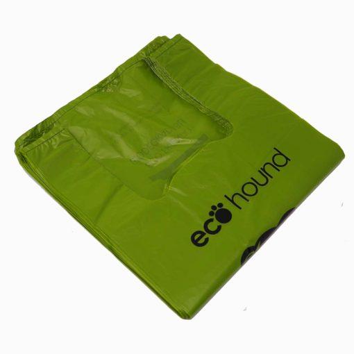 Ecohound Dog Waste Bag Folded