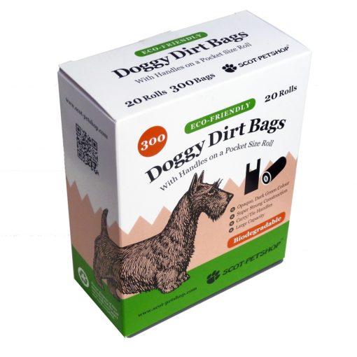 Scot-Petshop 300 Dog Waste Bag Rolls