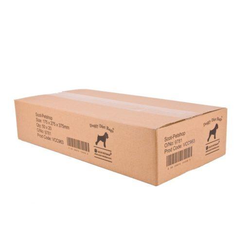 Scot-Petshop Poo Bags Boxed
