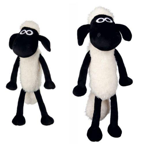 Shaun the Sheep Plush Dog Toy