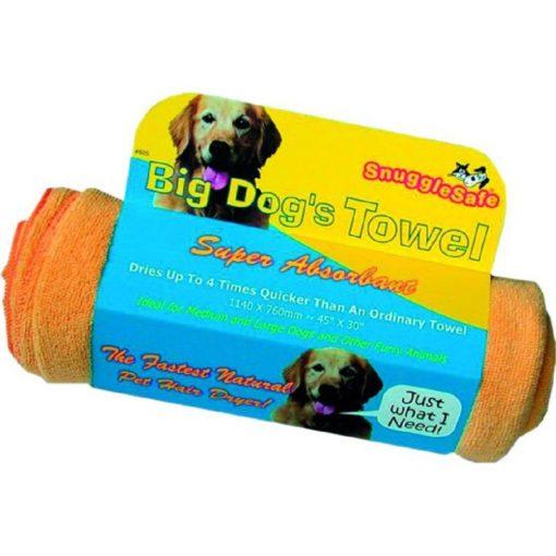 Snugglesafe Large Dog Towel