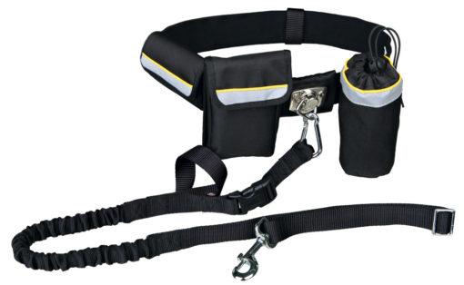 Dog Leash With Waste Belt 1275